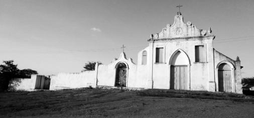 Segunda visita de pesquisa à Capela Santa Cruz