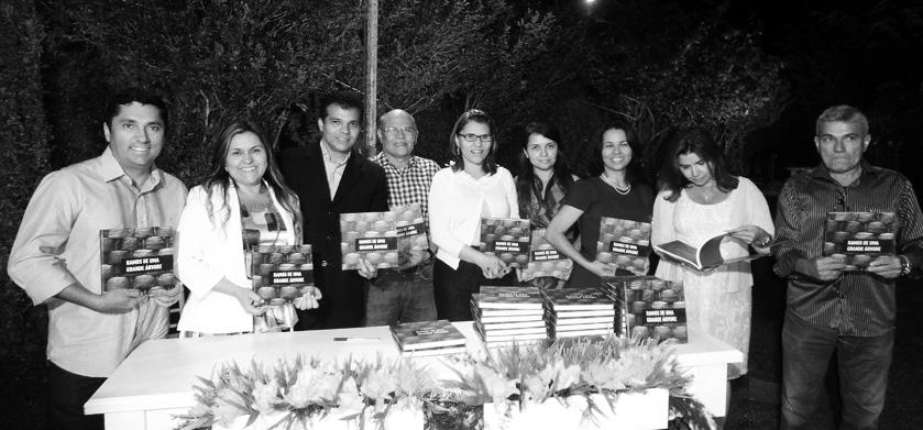 Lançamento da versão impressa em Arapiraca