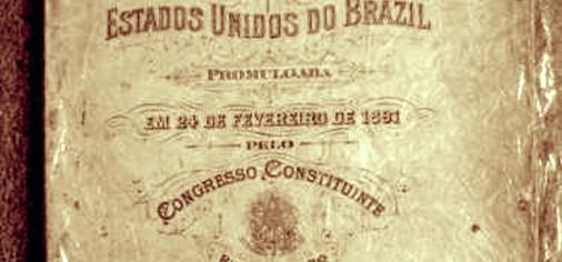 A Constituição de 1891